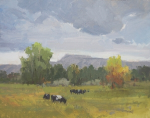Change Coming - Escalante, UT 11x14 - plein air oil on linen panel1525.00 Sorrel Sky Gallery