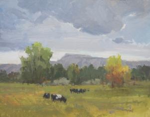 Change Coming - Escalante, UT 11x14 - plein air oil on linen panel1525.00 Sorrel Sky Gallery